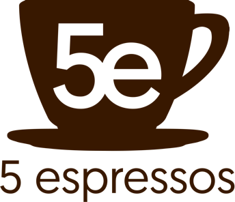 Five Espressos Logo