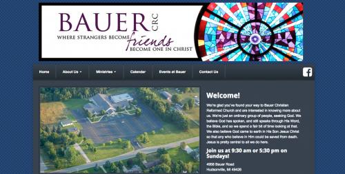 Bauer CRC website